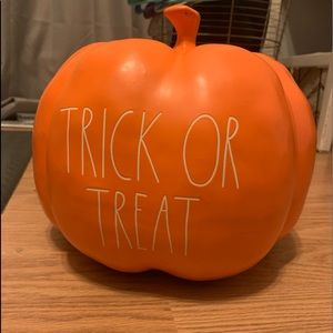 Rae Dunn large Trick or Treat Pumpkin